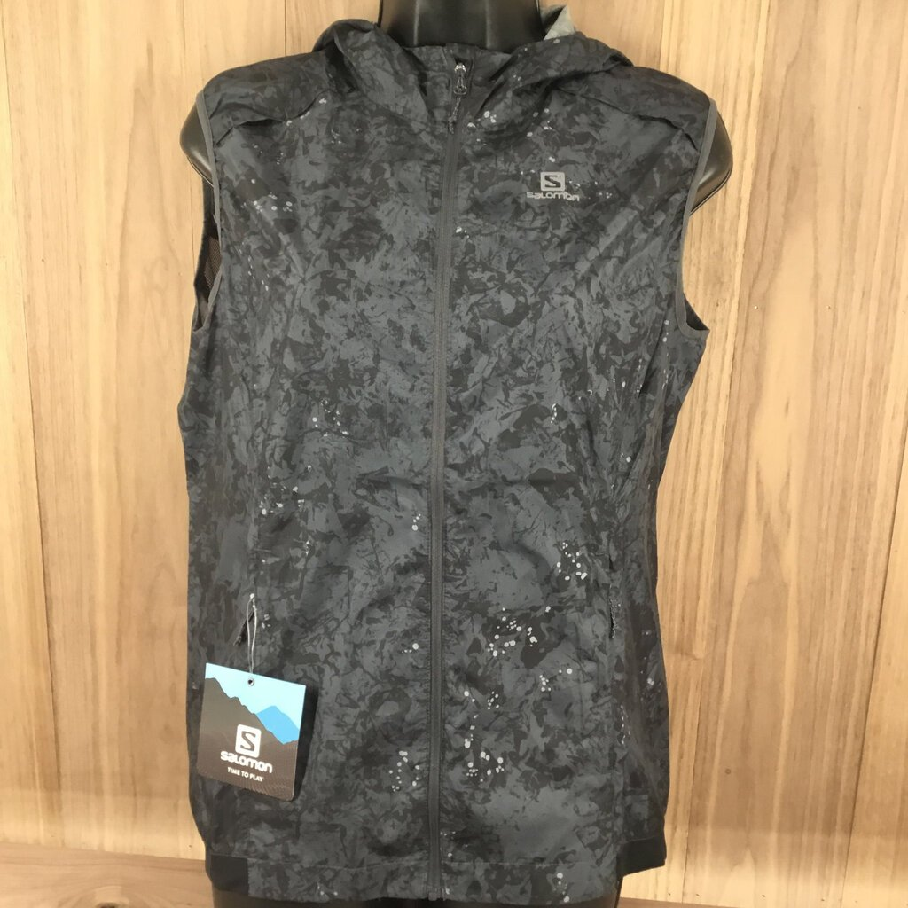 Salomon W's Agile Wind Vest