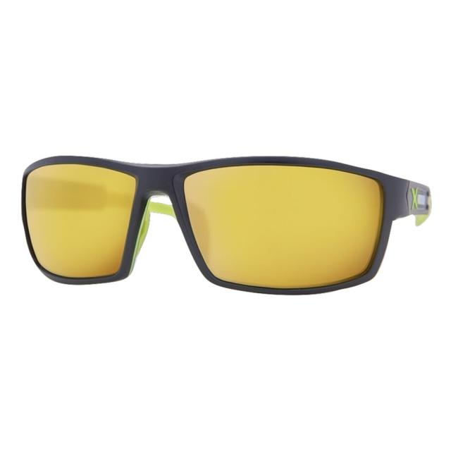 DCURVE Pinnacle Black with Lime Sunglasses