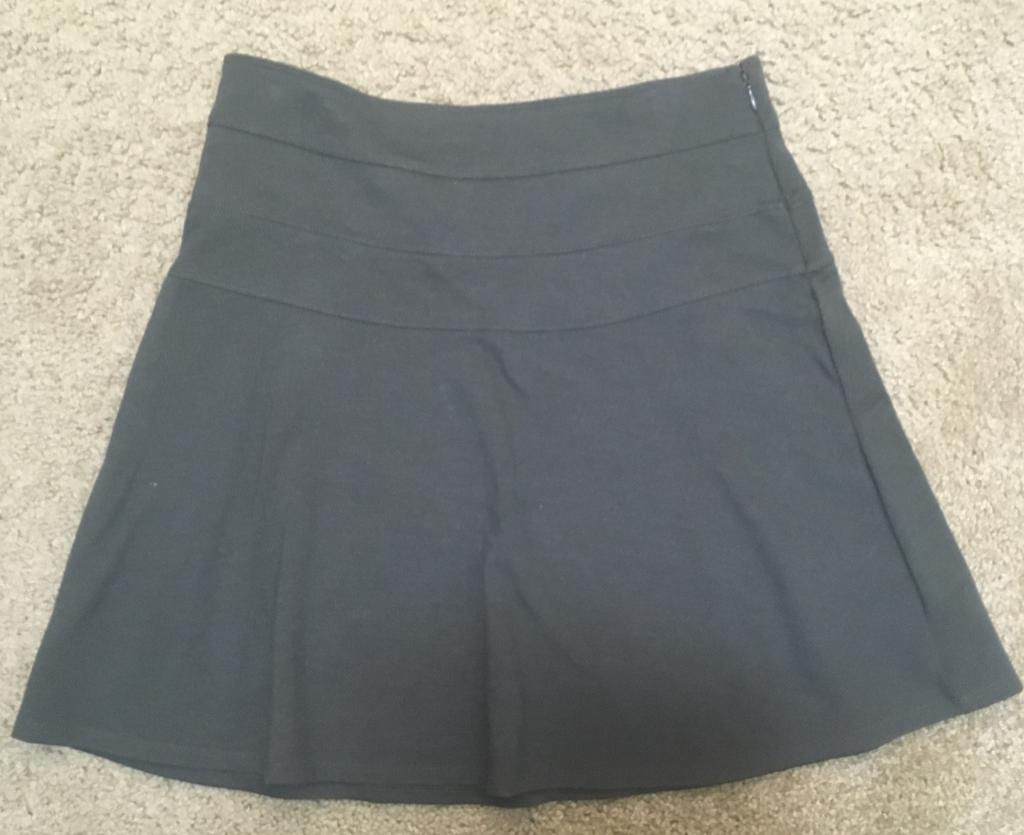 Athleta High-Waisted Swing Skirt