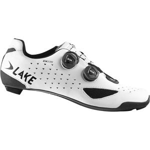 CX238 Wide Cycling Shoe - Men's White/White, 43.5 - Good
