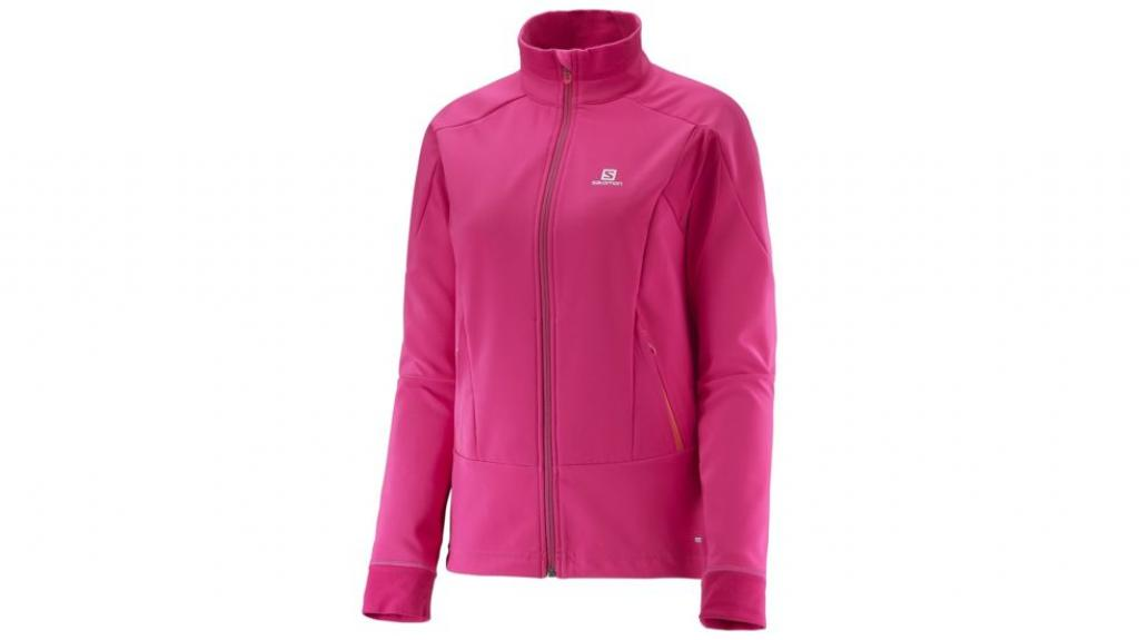 Salomon Momentum Softshell Jacket - Women's XL (NEW WITH TAGS)