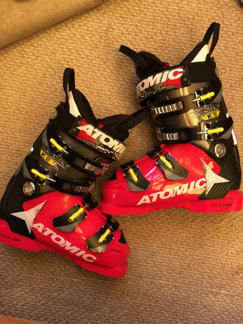 Atomic Redster WC90 Flex Womens Ski Boot