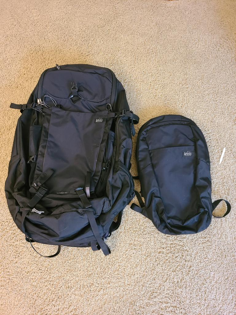 REI Ruckpack 65 - NEVER USED