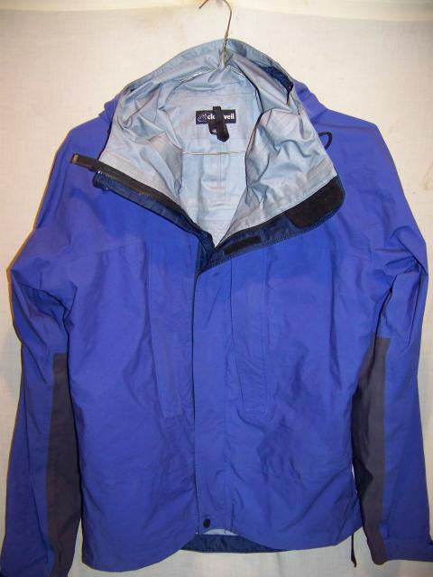 Cloudveil Waterproof Rain Jacket, Mens Medium