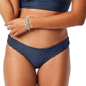 Sanitas Reversible Bikini Bottom - Women's Navy Haku/Navy Bayside, L - Good