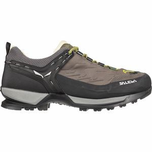 Mountain Trainer Leather Hiking Shoe - Men's Walnut/Golden Palm, 11.5 - Good