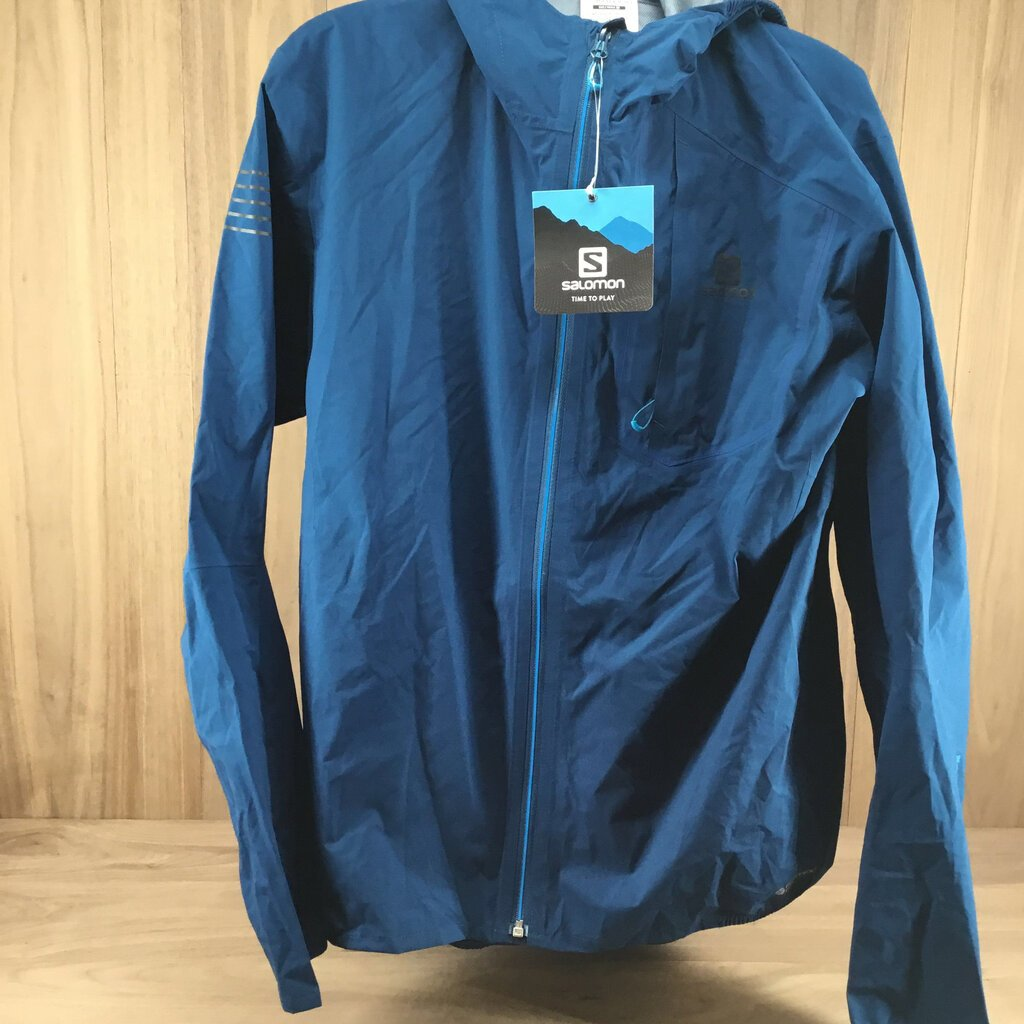 Salomon Bonatti Hooded WP Jacket