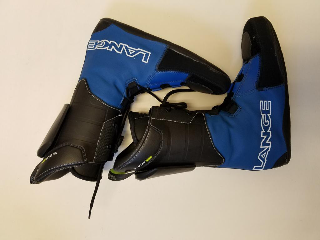 Lange WC Race Liner, new, 25.5