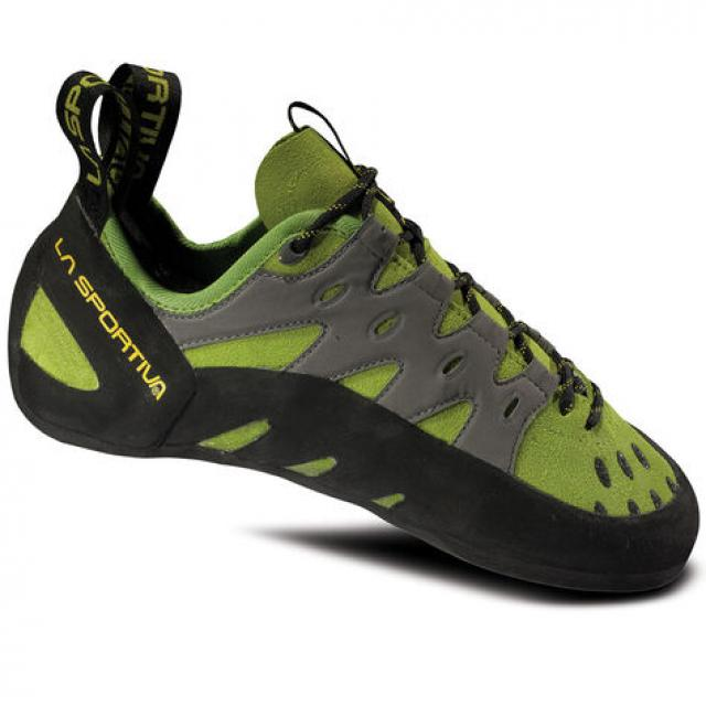 La Sportiva Tarantulace Climbing Shoes - Green (US 6.5+, EUR 39)