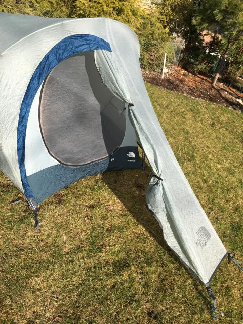 The North Face Tadpole 23 Tent & The North Face - The North Face Tadpole 23 Tent