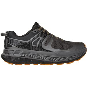 Stinson ATR 5 Running Shoe - Men's Anthracite/Dark Gull Grey, 10.0 - Good