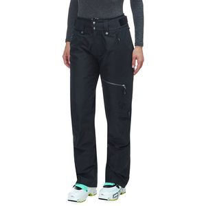 Roldal Gore-Tex Insulated Pant - Women's Caviar, M - Excellent