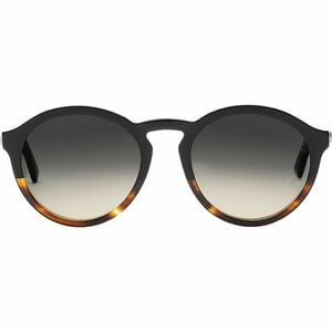 Moon Sunglasses - Women's Darkside Tort-Black Gradient, One Size - Fair