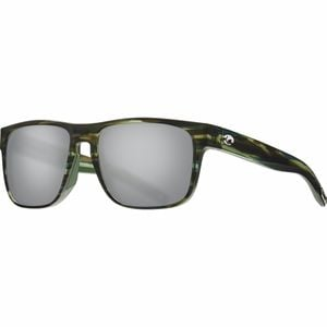 Spearo 580P Polarized Sunglasses Matte Reef Frame/Copper Silver Mirror 580P, One Size - Excellent