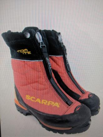 Scarpa Phantom Lite Boots Size 38 UK 5 USM 6 USW 7 Mountaineering Boot