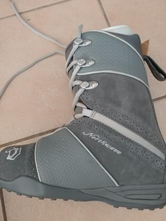 Eclips Northwave Snowboard boots with tags