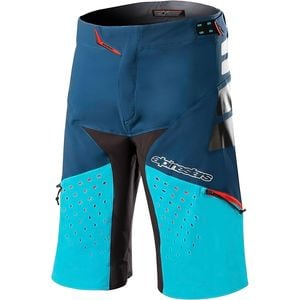Drop Pro Mountain Bike Short - Men's Poseidon Blue Atoll Blue, 38 - Excellent