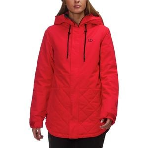 Winrose Insulated Jacket - Women's Crimson, M - Excellent