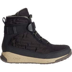 Borealis Quilt Boot - Women's Black, 7.0 - Excellent