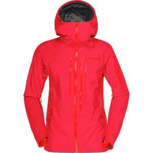 Lofoten Gore-Tex Pro Jacket - Women's Rebel Red, S - Fair