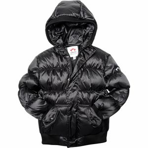 Puffy Coat - Toddler Boys' Black, 5 - Good