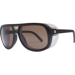 Stacker Sunglasses Matte Black/Rose OHM+, One Size - Good