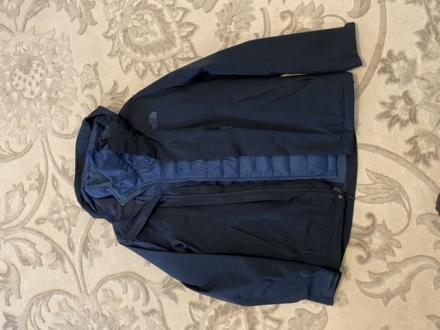 Men's North Face 3 in 1 tri-climate jacket