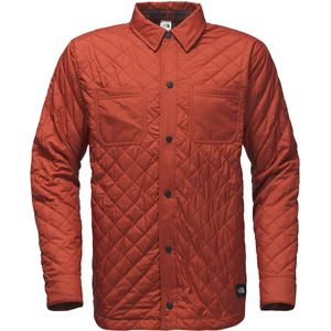 Fort Point Insulated Flannel Jacket - Men's Brandy Brown, XXL - Excellent