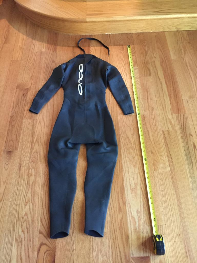 Orca Wetsuit, Full Sleeve