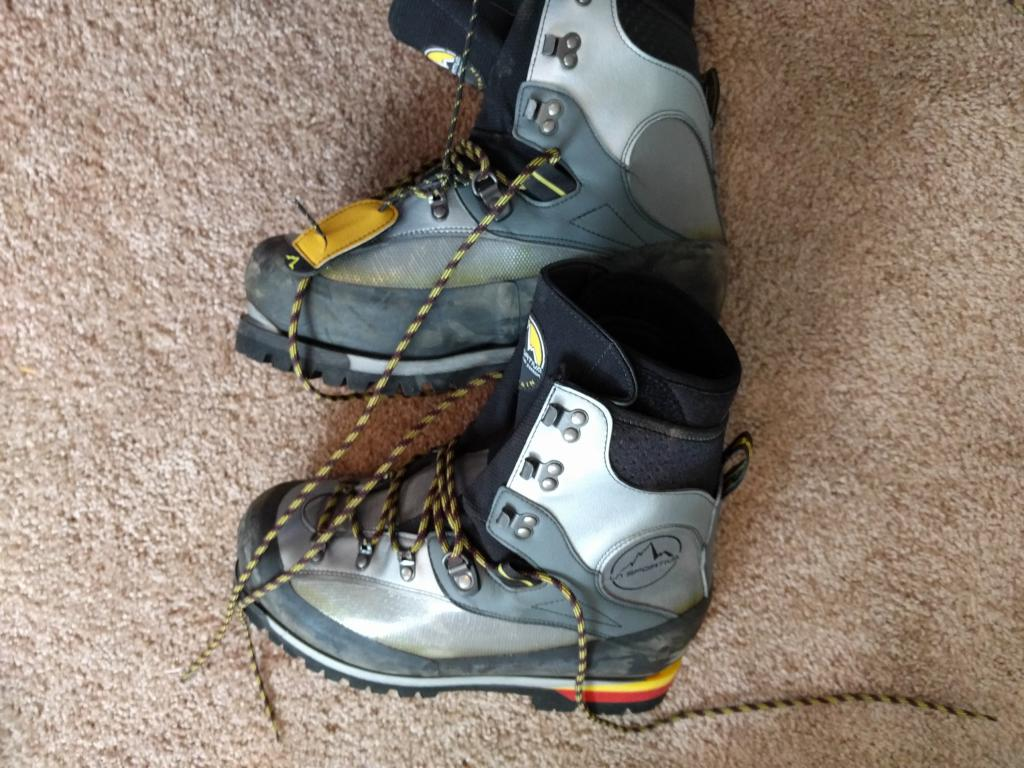 La Sportiva Baruntse size 41 - Great Condition