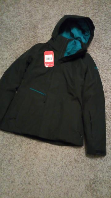 Women 3 in 1 jacket The North Face (model Garner) - size S