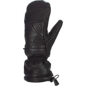 Leather Goose IV Mitten - Men's Black, M - Excellent