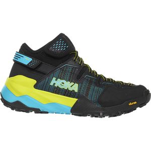 Sky Arkali Hiking Shoe - Men's Black/Cyan/Citrus, 9.0 - Fair
