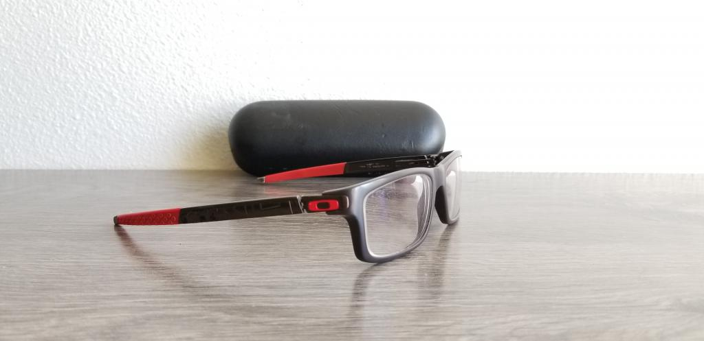 Oakley Eyeglasses Frames Currency Model