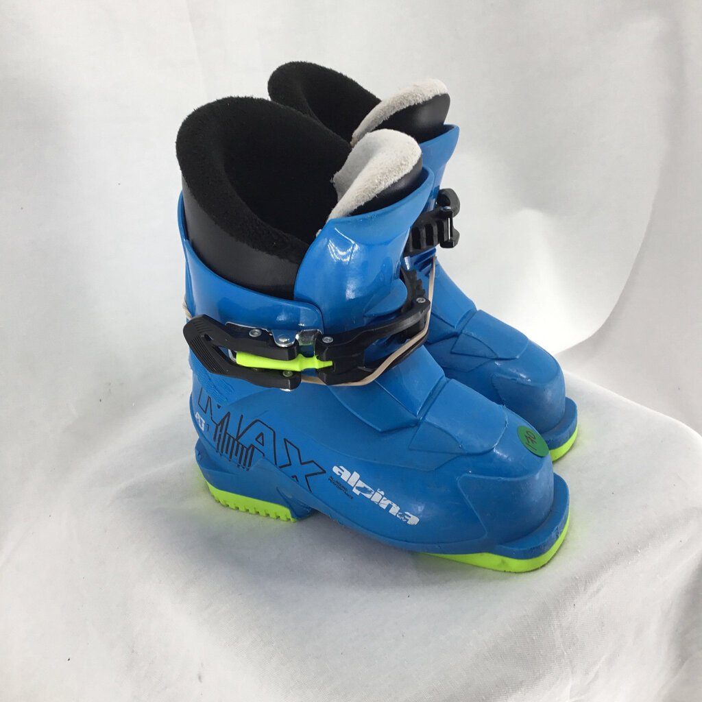 Alpina AJ 1 Max 170 Junior ski boot