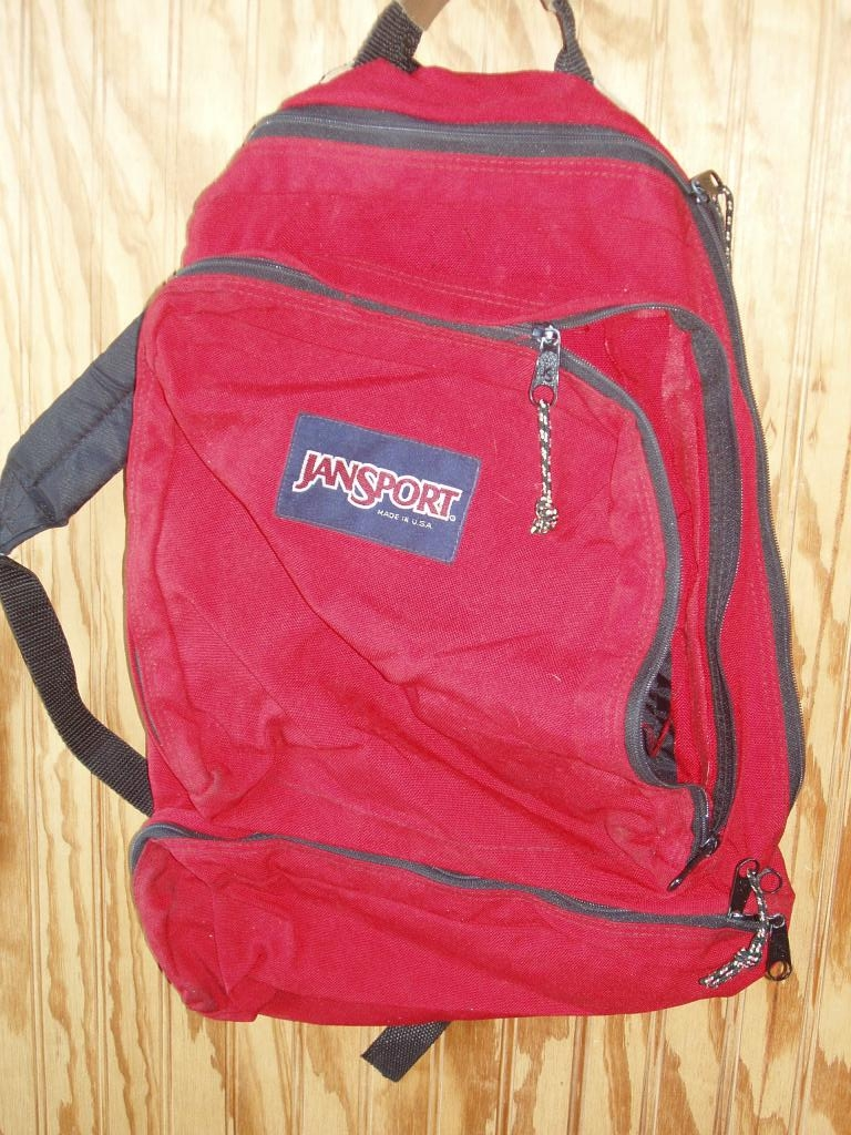 JanSport Day BackPack