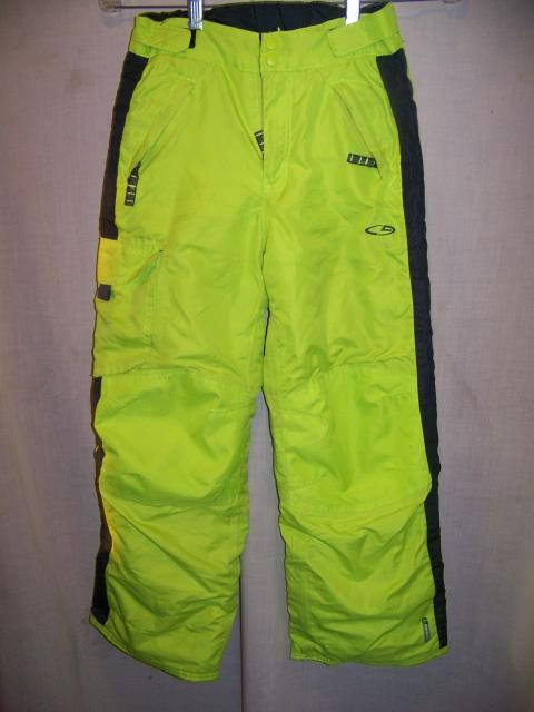 Champion Insulated Snowboard Ski Pants, Boys Medium 10-12