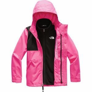 Mt. View Hooded Triclimate Jacket - Girls' Mr. Pink,XS - Fair