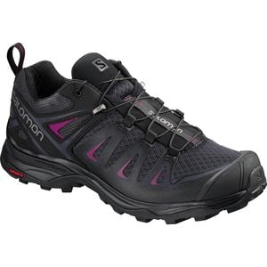 X Ultra 3 Hiking Shoe - Women's Graphite/Black/Citronelle,US 7.5/UK 6.0 - Good