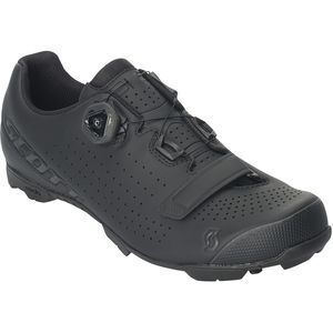 MTB Vertec Boa Cycling Shoe - Men's Matte Black/Gloss Black, 44.0 - Fair