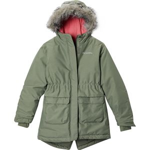Nordic Strider Jacket - Girls' Cypress Heather, L - Fair