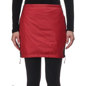 Rebecka Down Skirt - Women's Brick Red, L - Fair