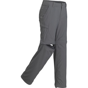 Cruz Convertible Pant - Boys' Slate Grey,XL - Excellent