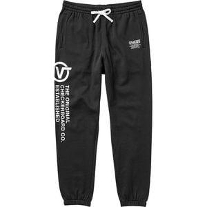 Distort Type Fleece Pant - Men's Black, L - Excellent