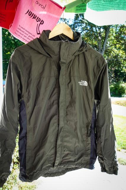 **The North Face** HyVent Rain Jacket for Men - Small