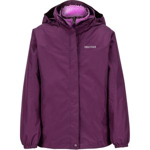 Northshore 3-in-1 Jacket - Girls' Dark Purple, L - Good