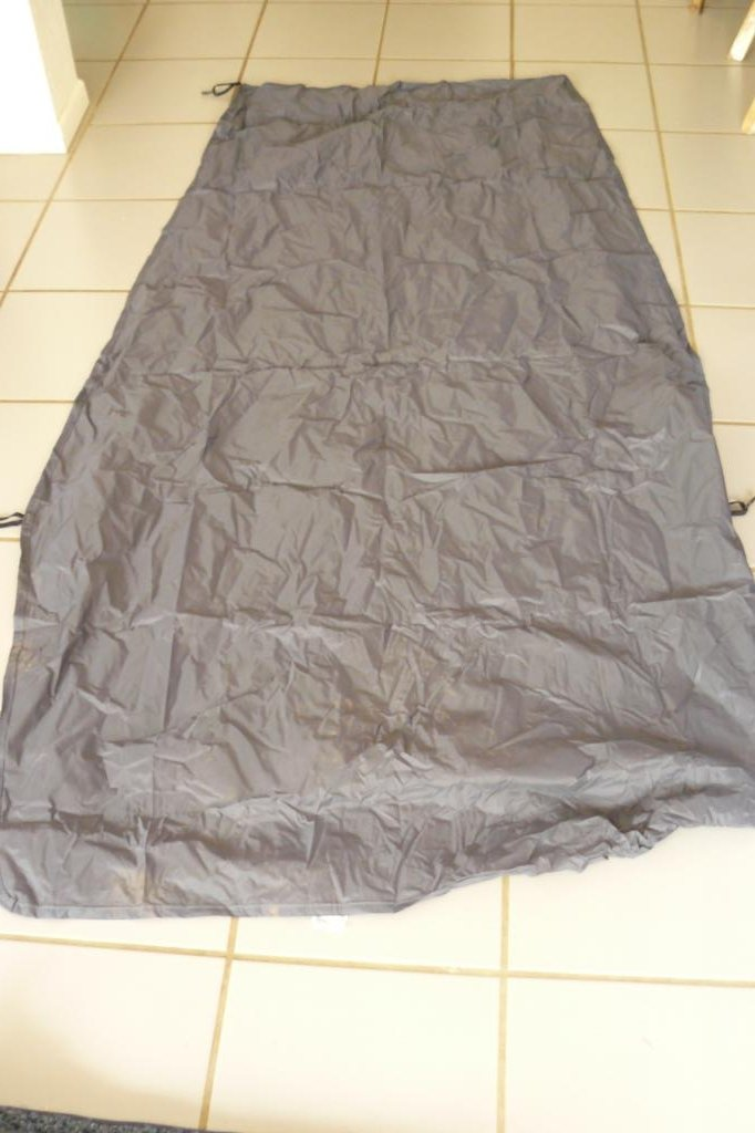 North Face Starlight NHP 2 person tent w/Footprint and Gear Loft & The North Face - North Face Starlight NHP 2 person tent