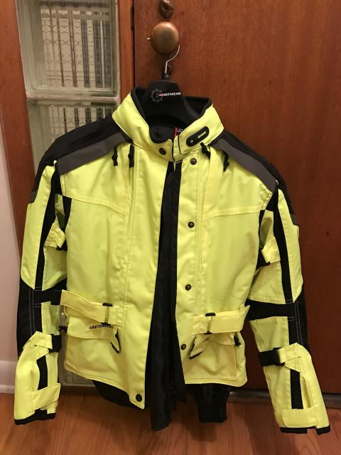 Woman motorcycle jacket Firstgear Kilimanjaro XS - $250
