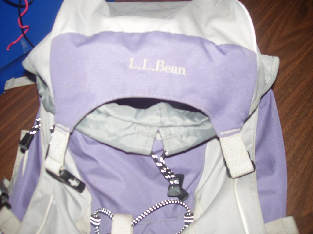 LL BEAN Weekend Backpack