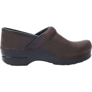 Professional Oiled Clog - Women's Antique Brown/Black Oiled, 38.0 - Good
